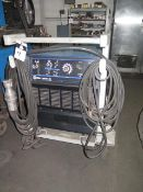 Miller Gold Star 452 CC-DC Arc Welding Power Source s/n LJ102223C (SOLD AS-IS - NO WARRANTY)