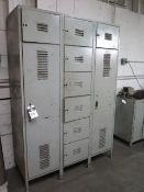 Employee Lockers (SOLD AS-IS - NO WARRANTY)