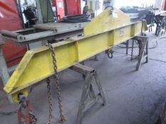 2 1/2 Ton Cap Crane Load Leveler (SOLD AS-IS - NO WARRANTY)