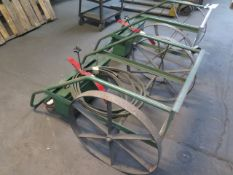 Welding Torch Cart w/ Acces (SOLD AS-IS - NO WARRANTY)