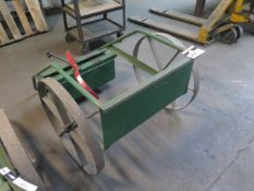 Welding Torch Cart (SOLD AS-IS - NO WARRANTY)