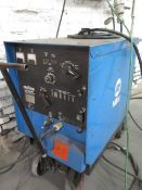Miller MC-300VS CP-DC Arc Welding Power Source w/ Miller 60 Series Wire Feeder (SOLD AS-IS - NO