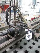 Track Burner w/ Track (SOLD AS-IS - NO WARRANTY)