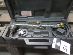 Victor MHT-100 Motorized Hand Torch (SOLD AS-IS - NO WARRANTY)