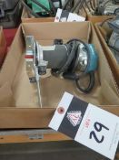 Makita Trim Router (SOLD AS-IS - NO WARRANTY)