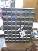 Carbide Endmills, Router Bits abd Drills w/ (2) Cabinets (SOLD AS-IS - NO WARRANTY)