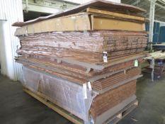 Fiber Honeycomb Materials (SOLD AS-IS - NO WARRANTY)