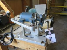 Import Saw Blade Sharpener (SOLD AS-IS - NO WARRANTY)