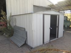 10' x 15' Storage Shed (SOLD AS-IS - NO WARRANTY)