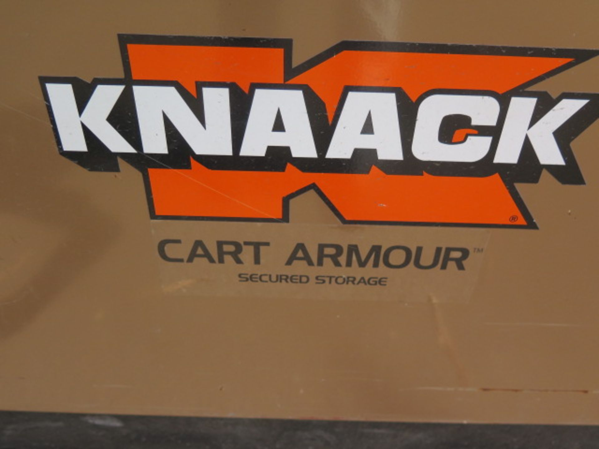 """Knaack """"Cart Armour"""" Job Carts (4) (SOLD AS-IS - NO WARRANTY) - Image 4 of 4"""