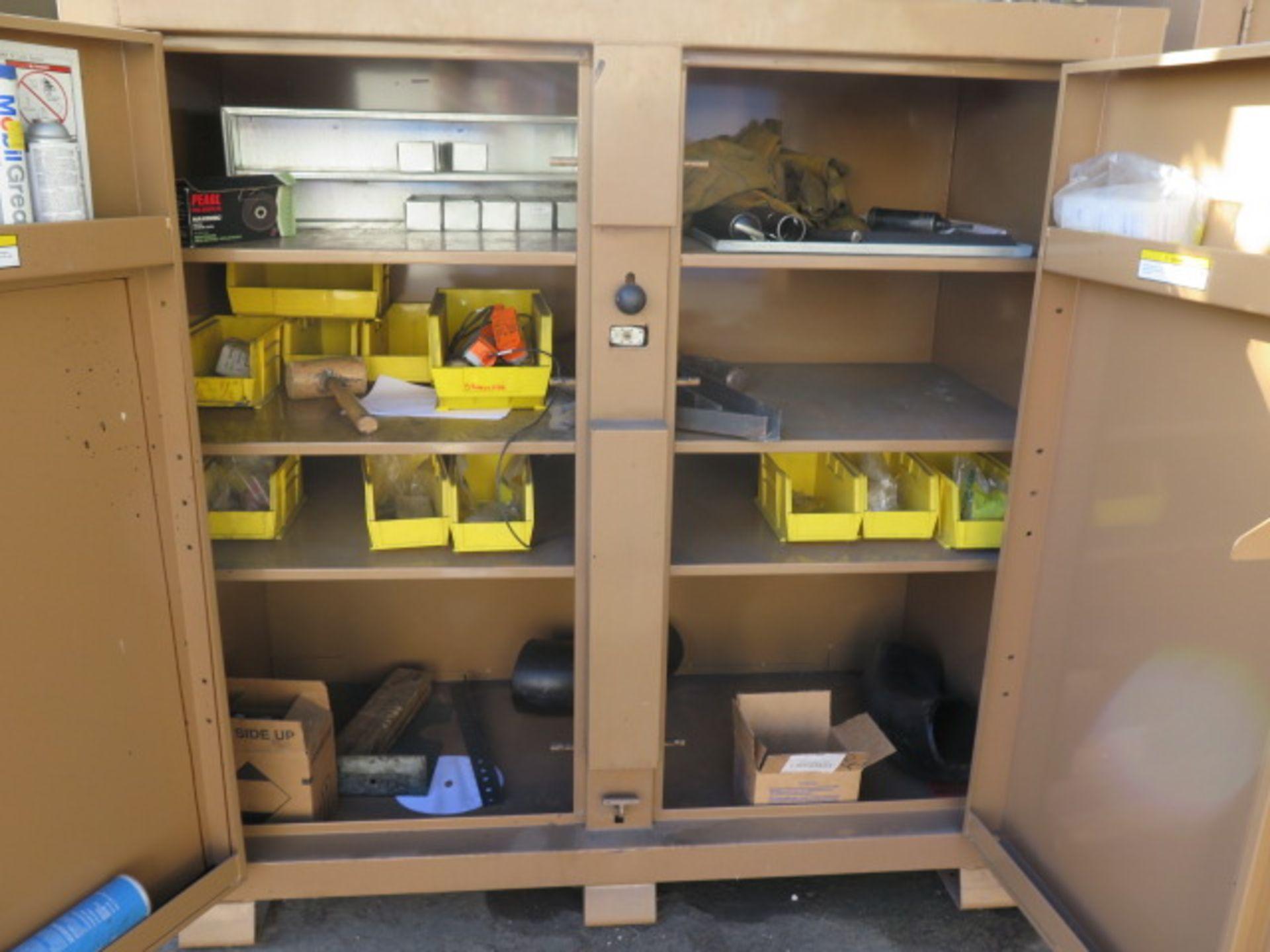 Knaack mdl. 139 Jobmaster Job Box (SOLD AS-IS - NO WARRANTY) - Image 4 of 17