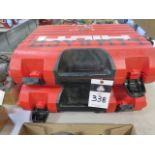 Hilti GX3 Power Actuated Nail Guns (2) (SOLD AS-IS - NO WARRANTY)