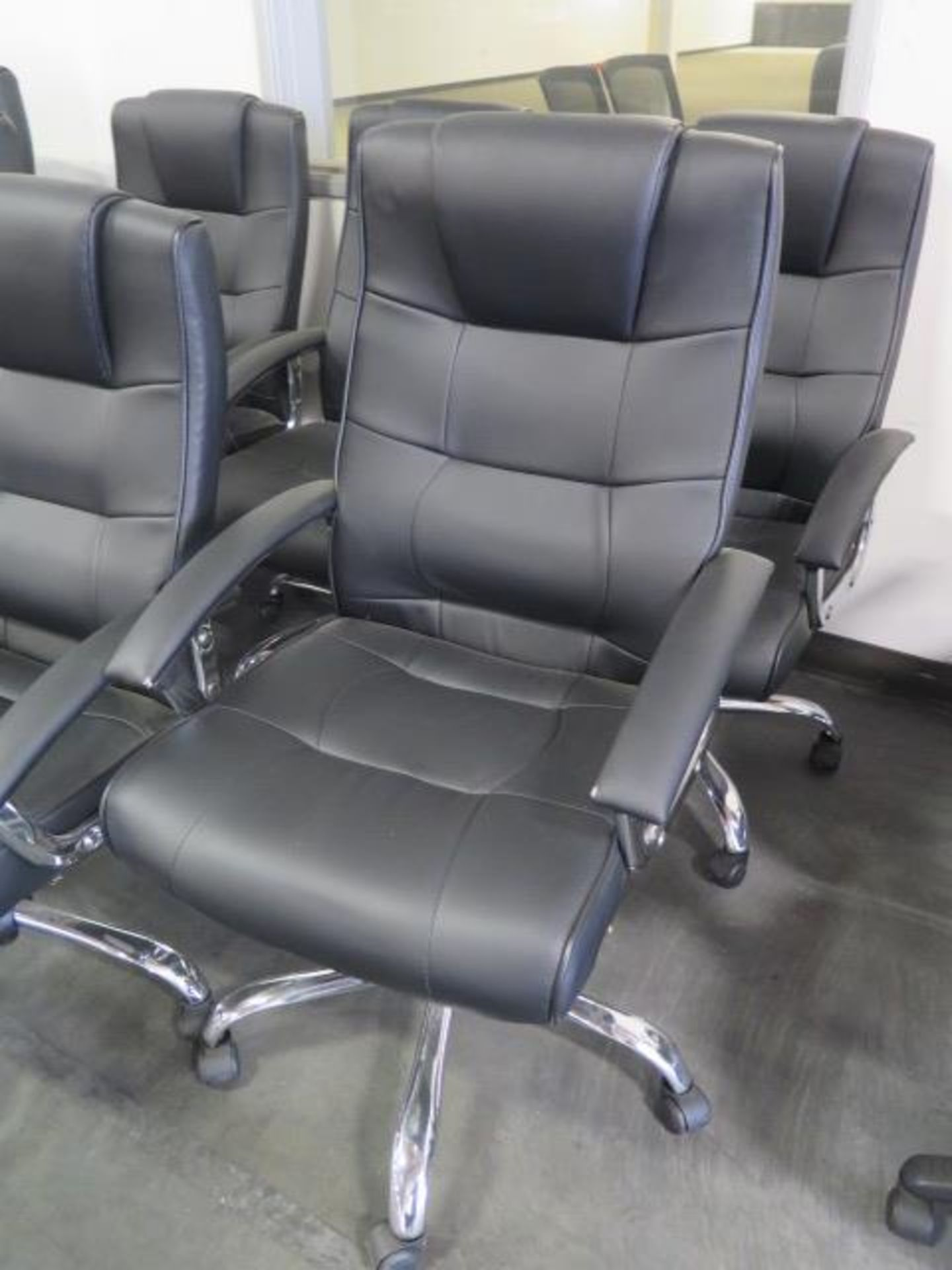 Conference / Office Chairs (11) (SOLD AS-IS - NO WARRANTY) - Image 4 of 4