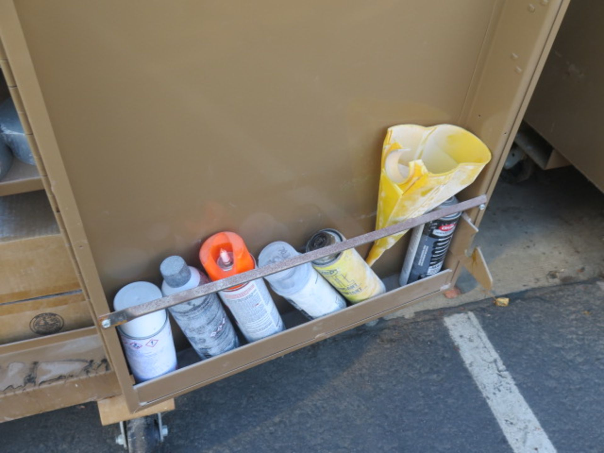 Knaack mdl. 139 Jobmaster Rolling Job Boxw/ Hardware and Supplies (SOLD AS-IS - NO WARRANTY) - Image 19 of 21