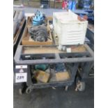 Water Pumps and Sump Pumps (SOLD AS-IS - NO WARRANTY)