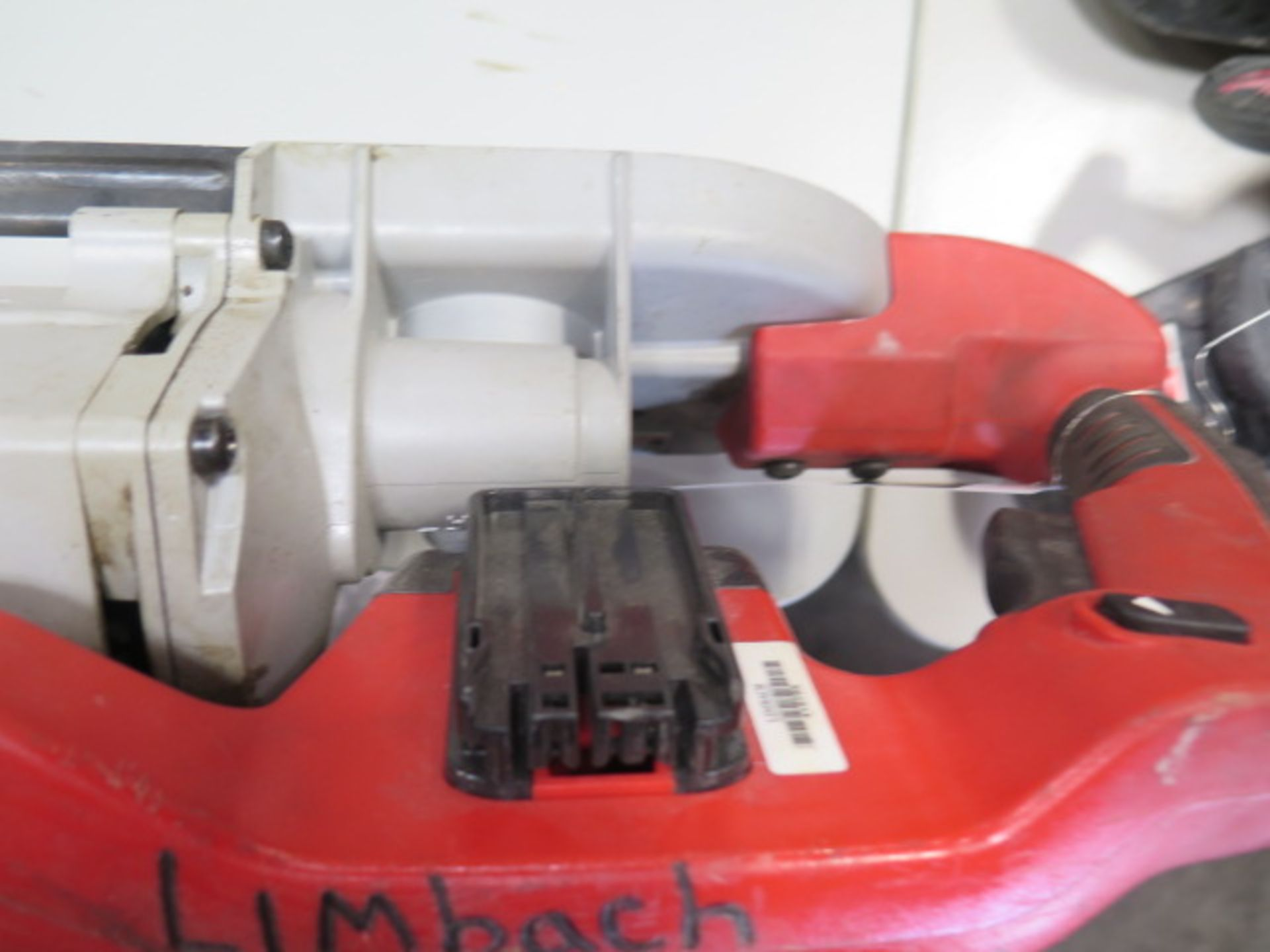 Milwaukee 18 Volt Deep Cut Portable Band Saw (SOLD AS-IS - NO WARRANTY) - Image 4 of 5