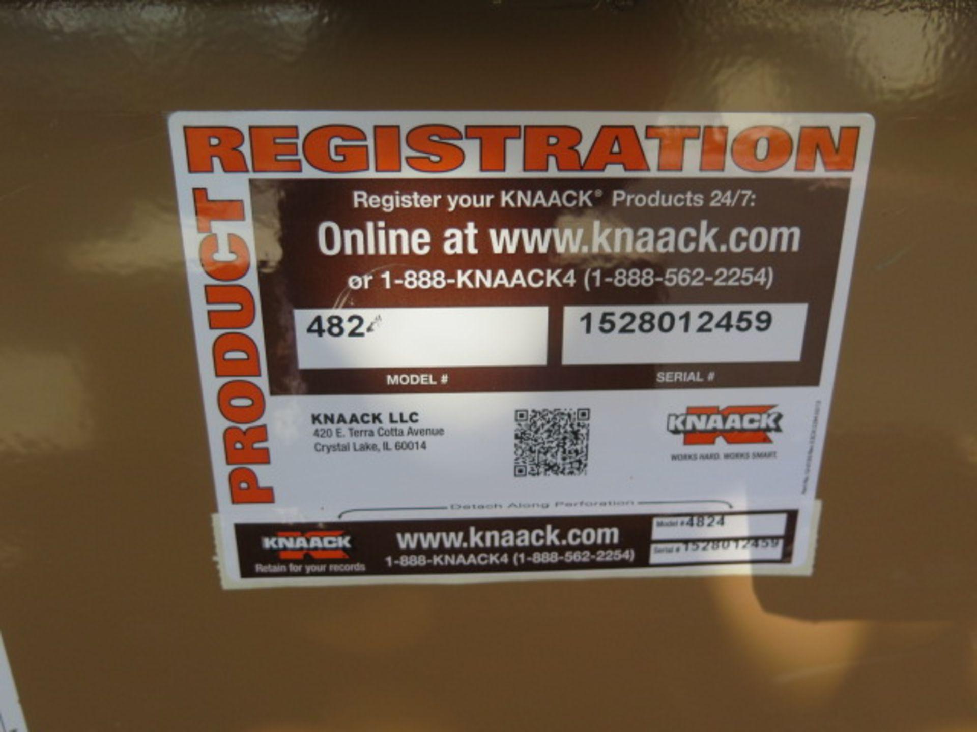 Knaack mdl. 4824 Rolling Job Box (SOLD AS-IS - NO WARRANTY) - Image 7 of 7