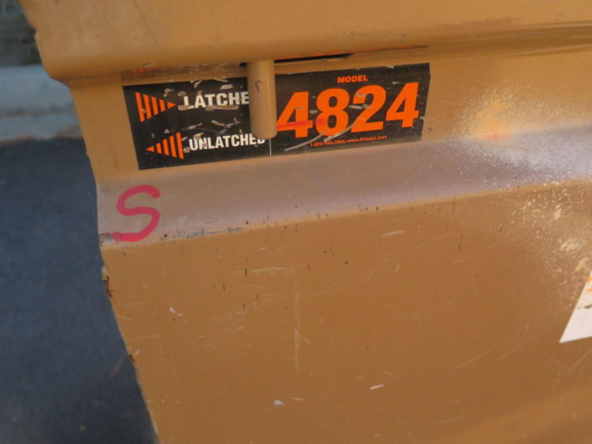 Knaack mdl. 4824 Rolling Job Box (SOLD AS-IS - NO WARRANTY) - Image 3 of 7