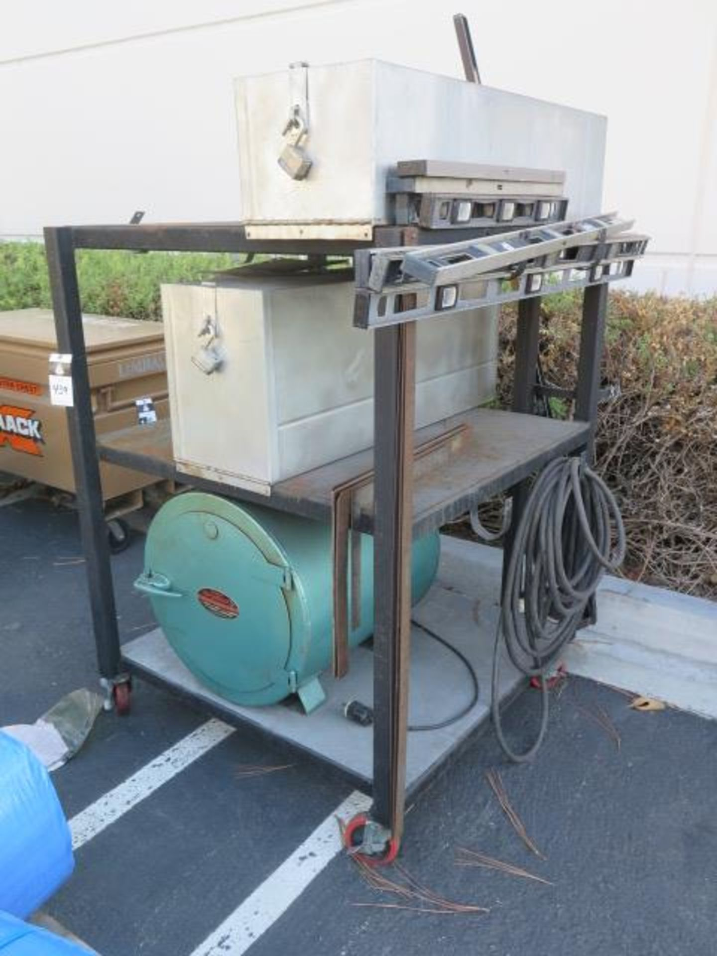 Phoenix Dryrod Edlectrode Stabilization ven and Cart (SOLD AS-IS - NO WARRANTY) - Image 2 of 9