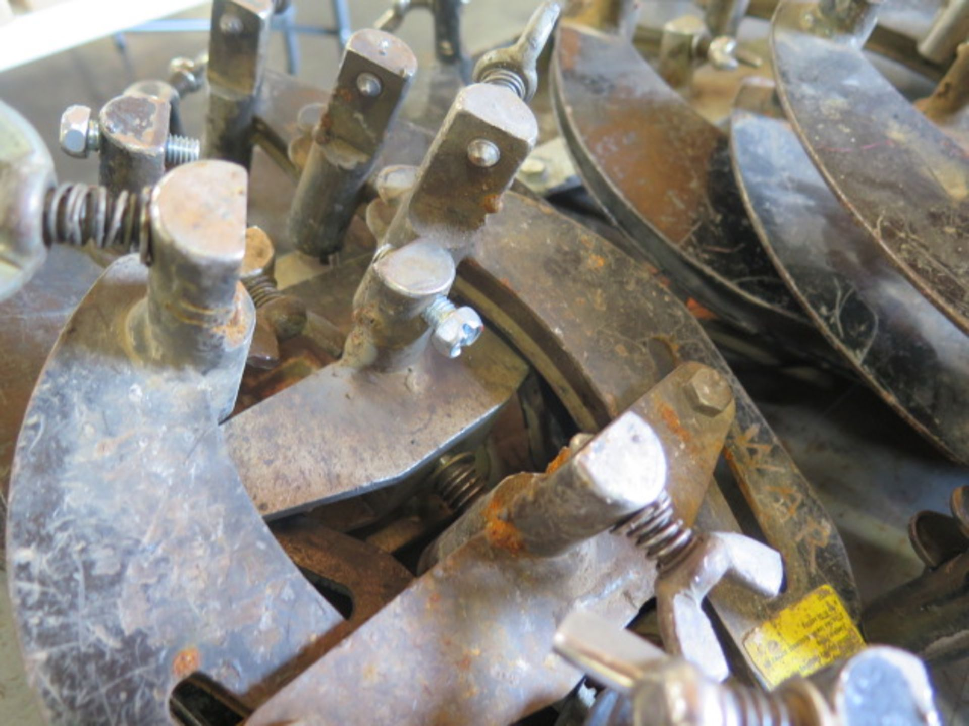 """2""""-6"""" Pipe Alighment Clamps(5) (SOLD AS-IS - NO WARRANTY) - Image 5 of 5"""