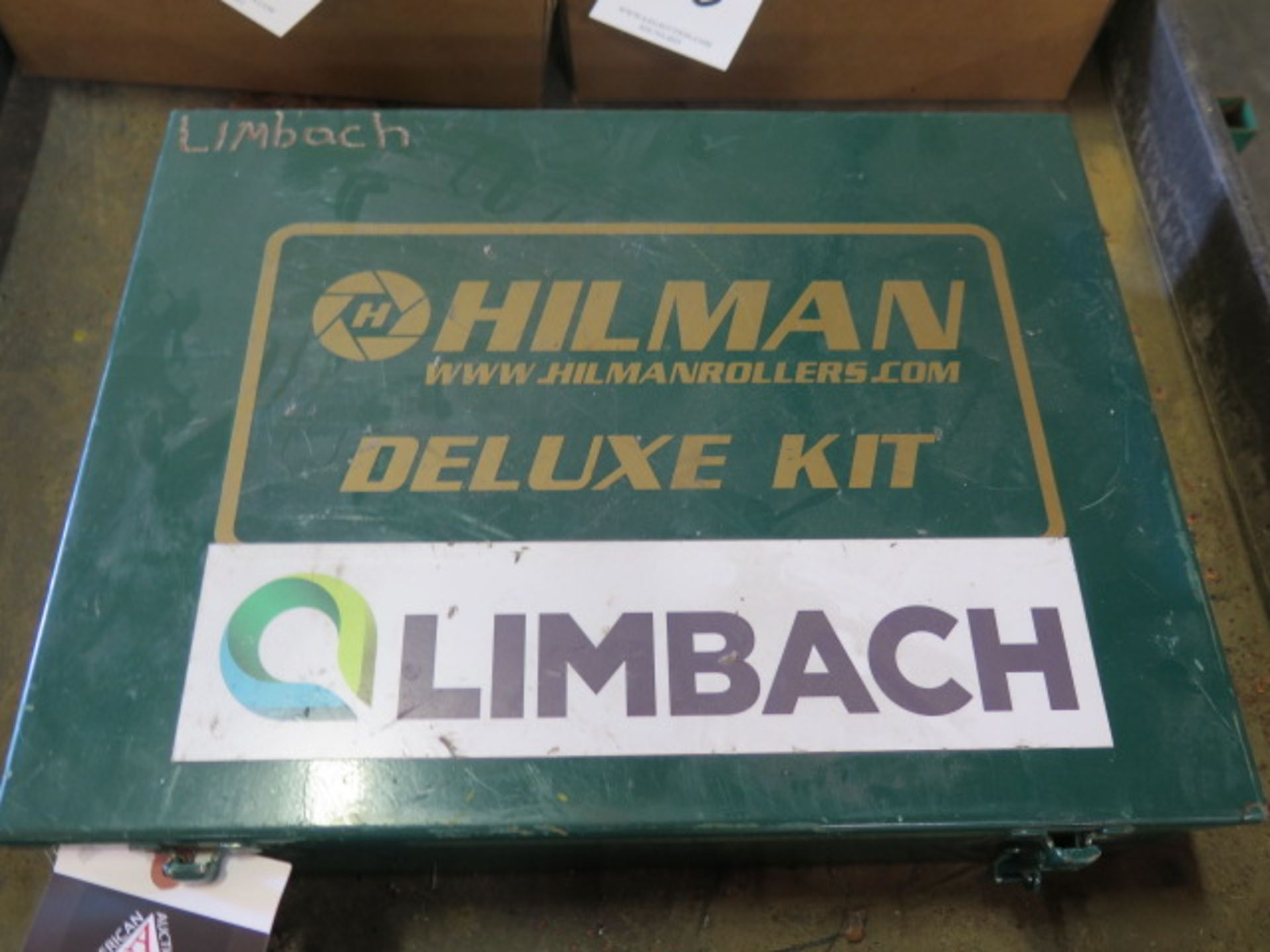 Hilman 8-Ton Machinery Dolley Set (SOLD AS-IS - NO WARRANTY) - Image 2 of 8