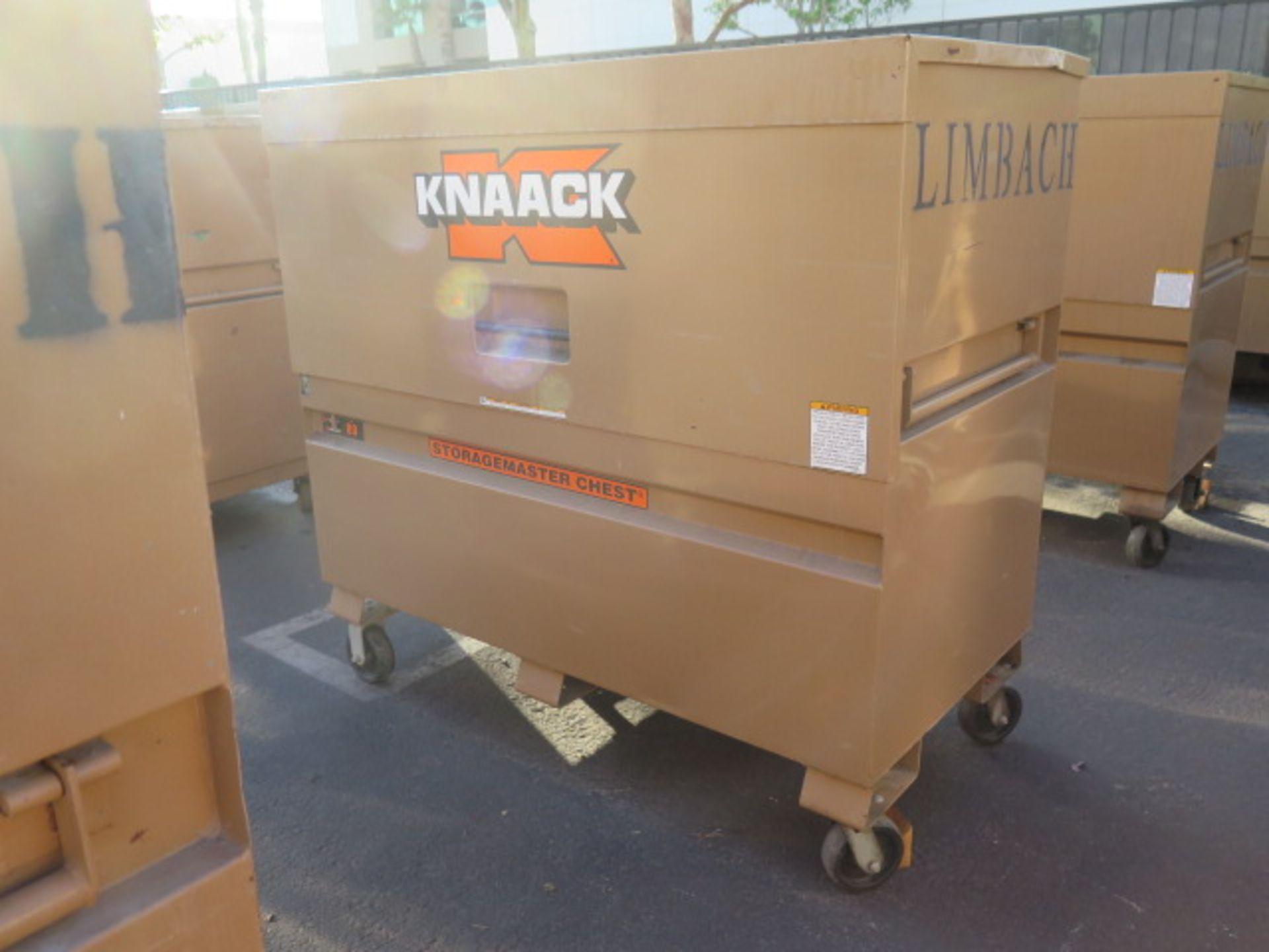 Knaack mdl. 89 Storagemaster Rolling Job Box (SOLD AS-IS - NO WARRANTY) - Image 2 of 9