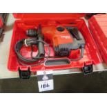 Hilti TE30 Hammer Drill (NEW) (SOLD AS-IS - NO WARRANTY)