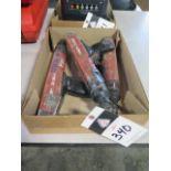 Hilti DX36 Powder Shot Guns (3) (SOLD AS-IS - NO WARRANTY)