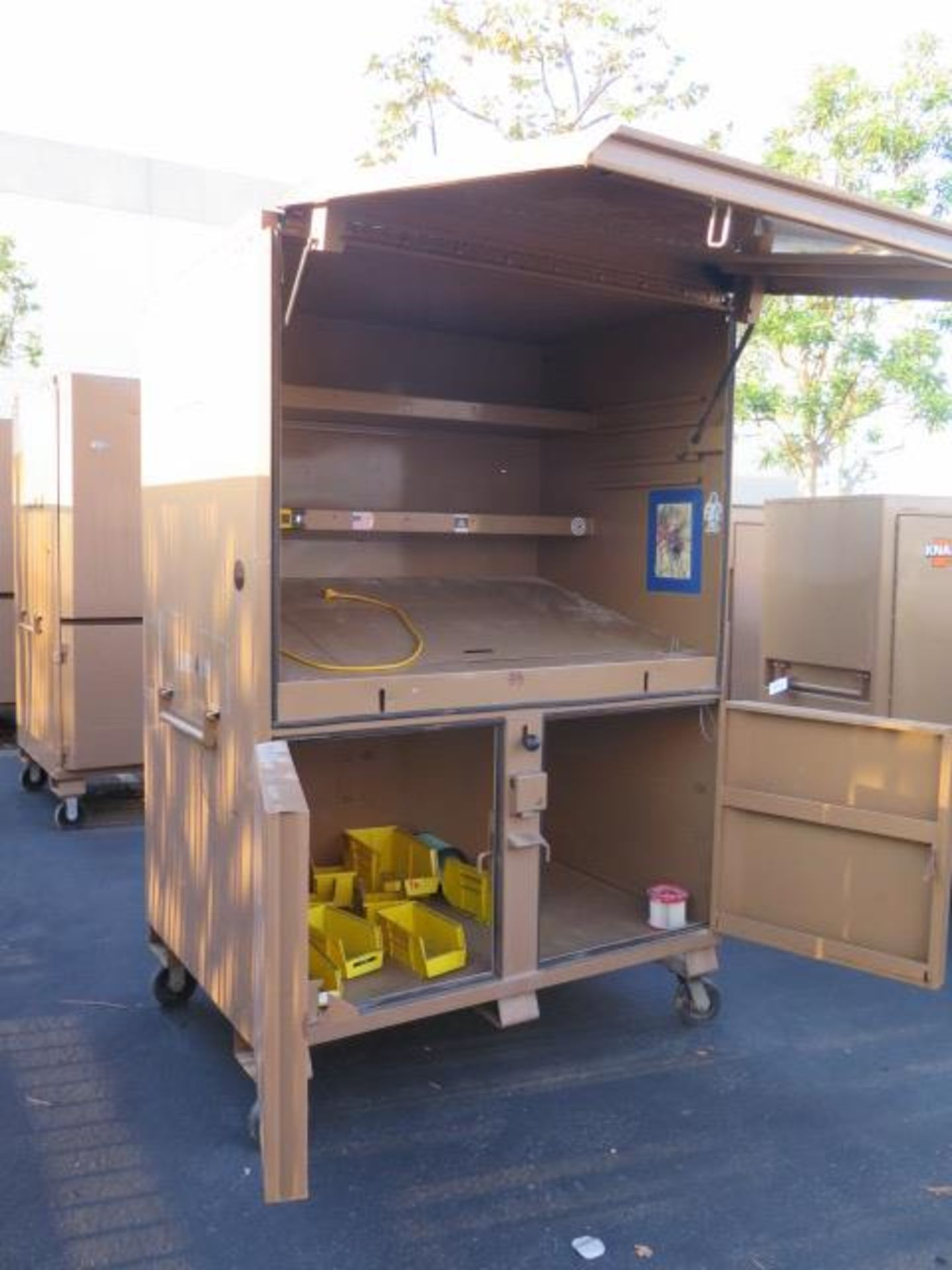 Knaack mdl. 119-01 Rolling Job Box (SOLD AS-IS - NO WARRANTY) - Image 4 of 7