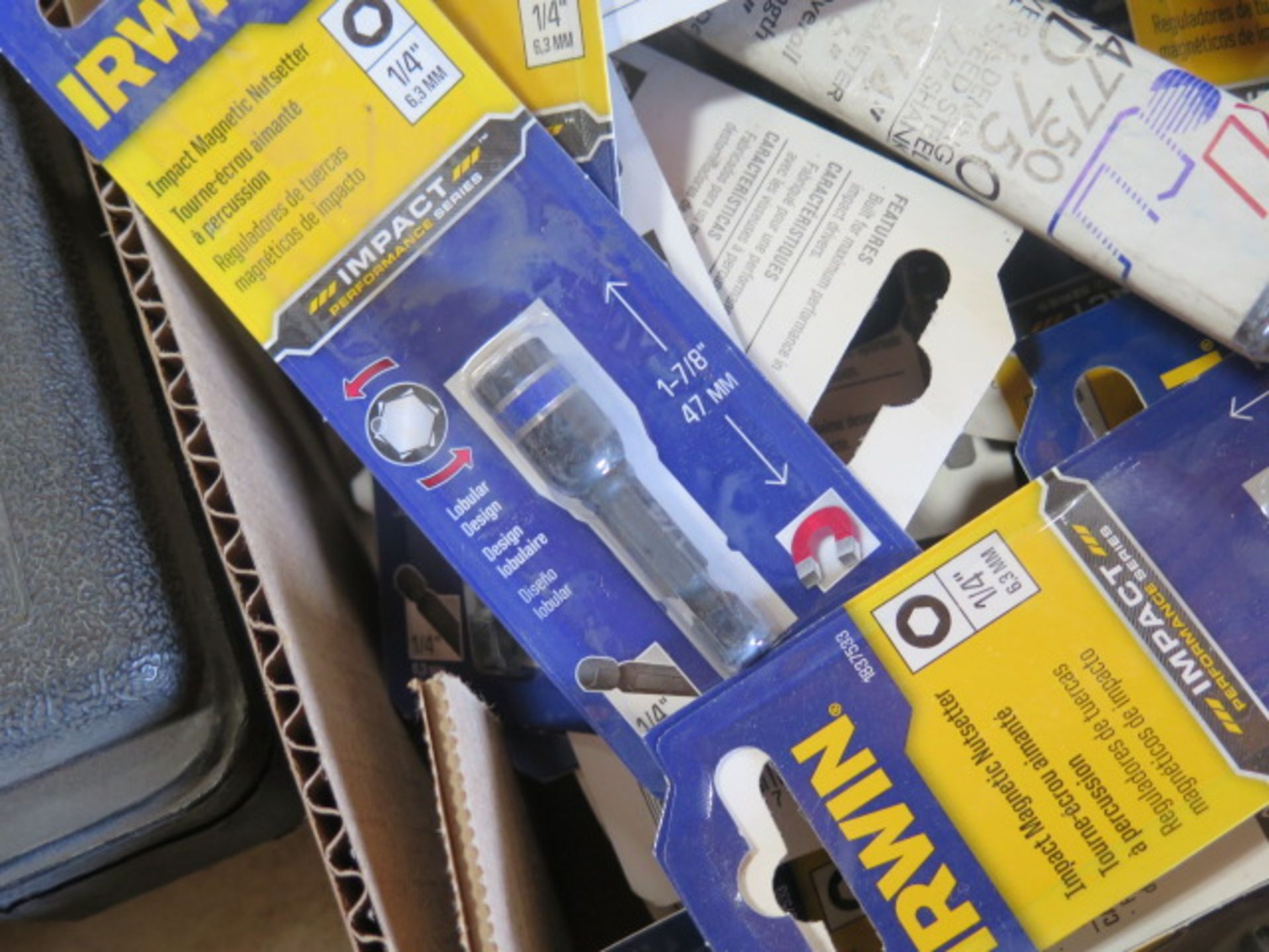 Irwin Magnetic Nut Setters (SOLD AS-IS - NO WARRANTY) - Image 3 of 4