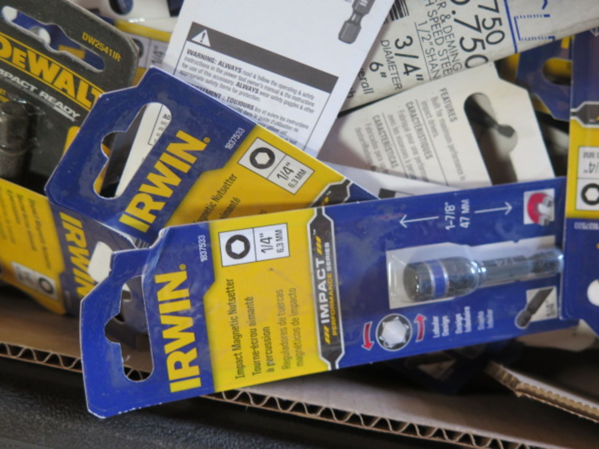 Irwin Magnetic Nut Setters (SOLD AS-IS - NO WARRANTY) - Image 4 of 4