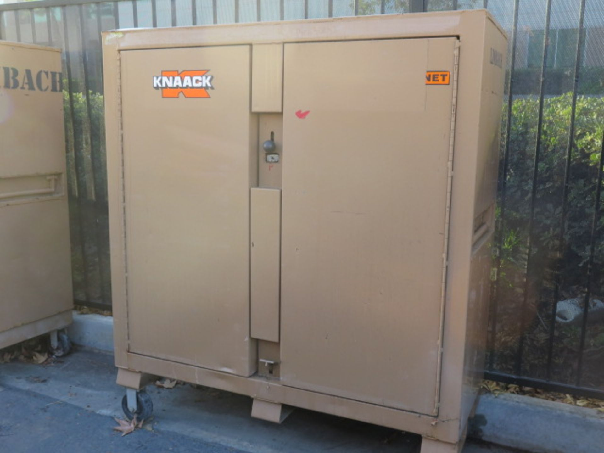 Knaack 109 Jobmaster Rolling Job Box w/ Safety Supplies (SOLD AS-IS - NO WARRANTY) - Image 2 of 19