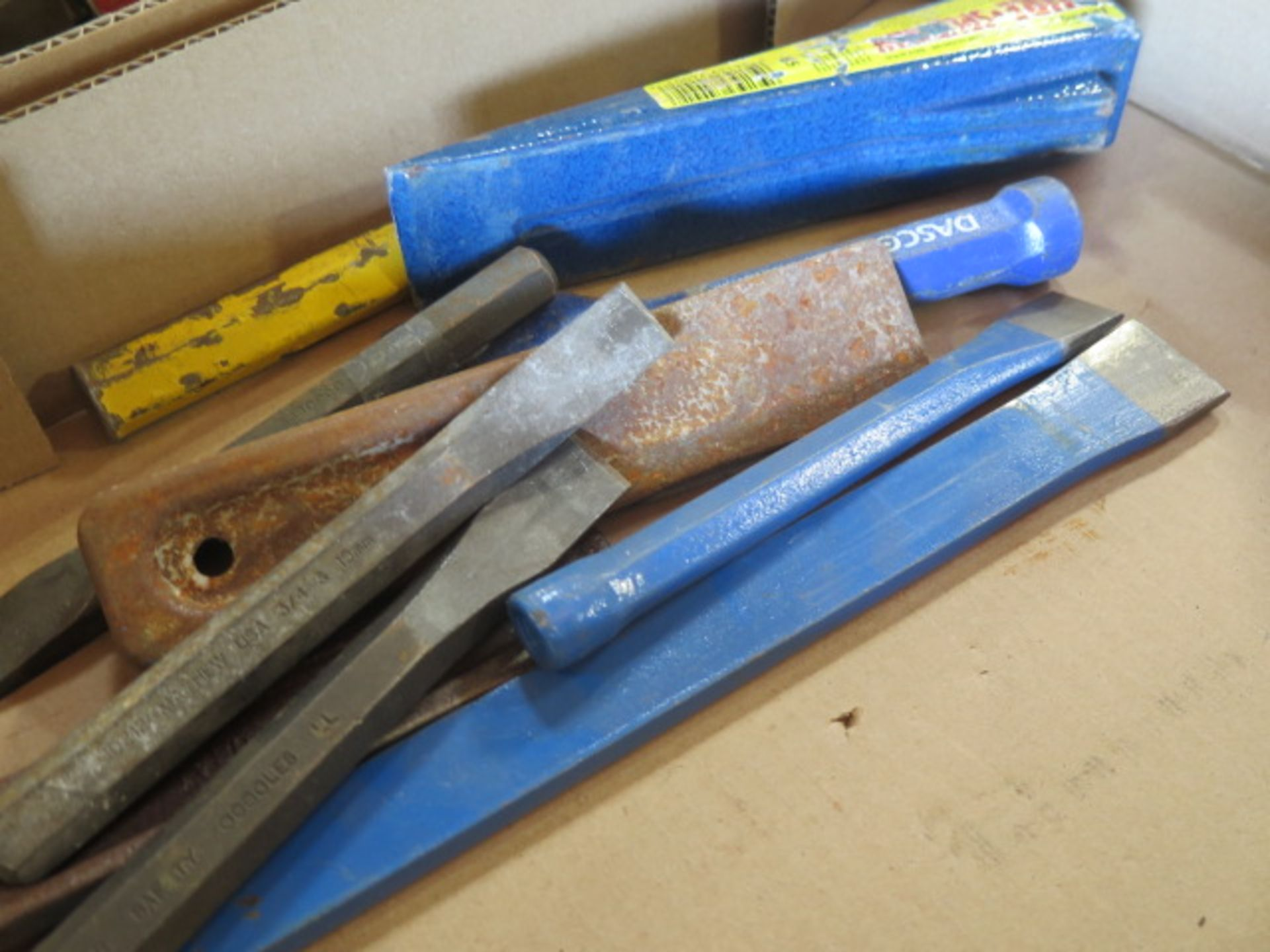 Chisels and Wedges (SOLD AS-IS - NO WARRANTY) - Image 3 of 3