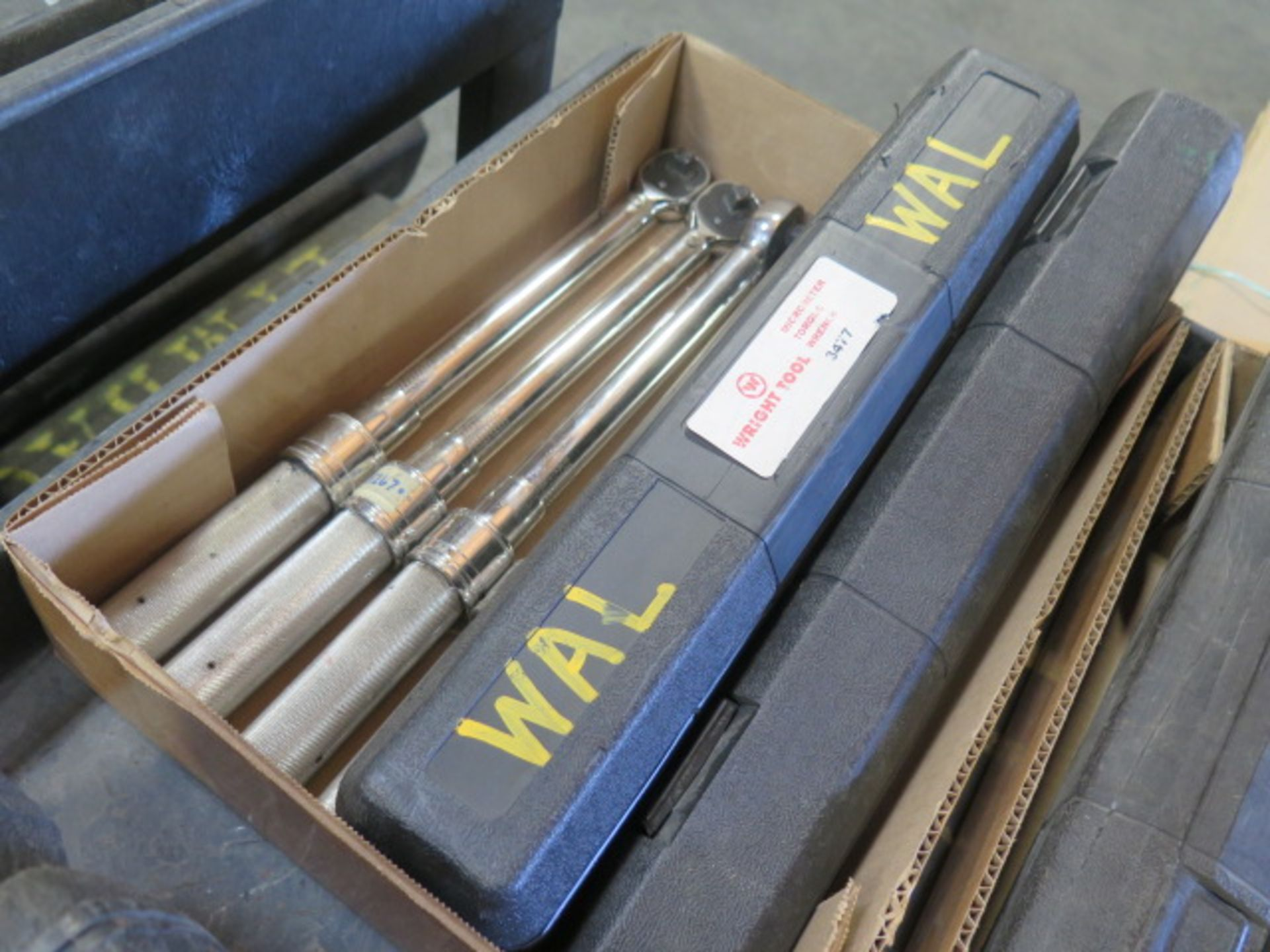 Torque Wrenches (18) (SOLD AS-IS - NO WARRANTY) - Image 6 of 8