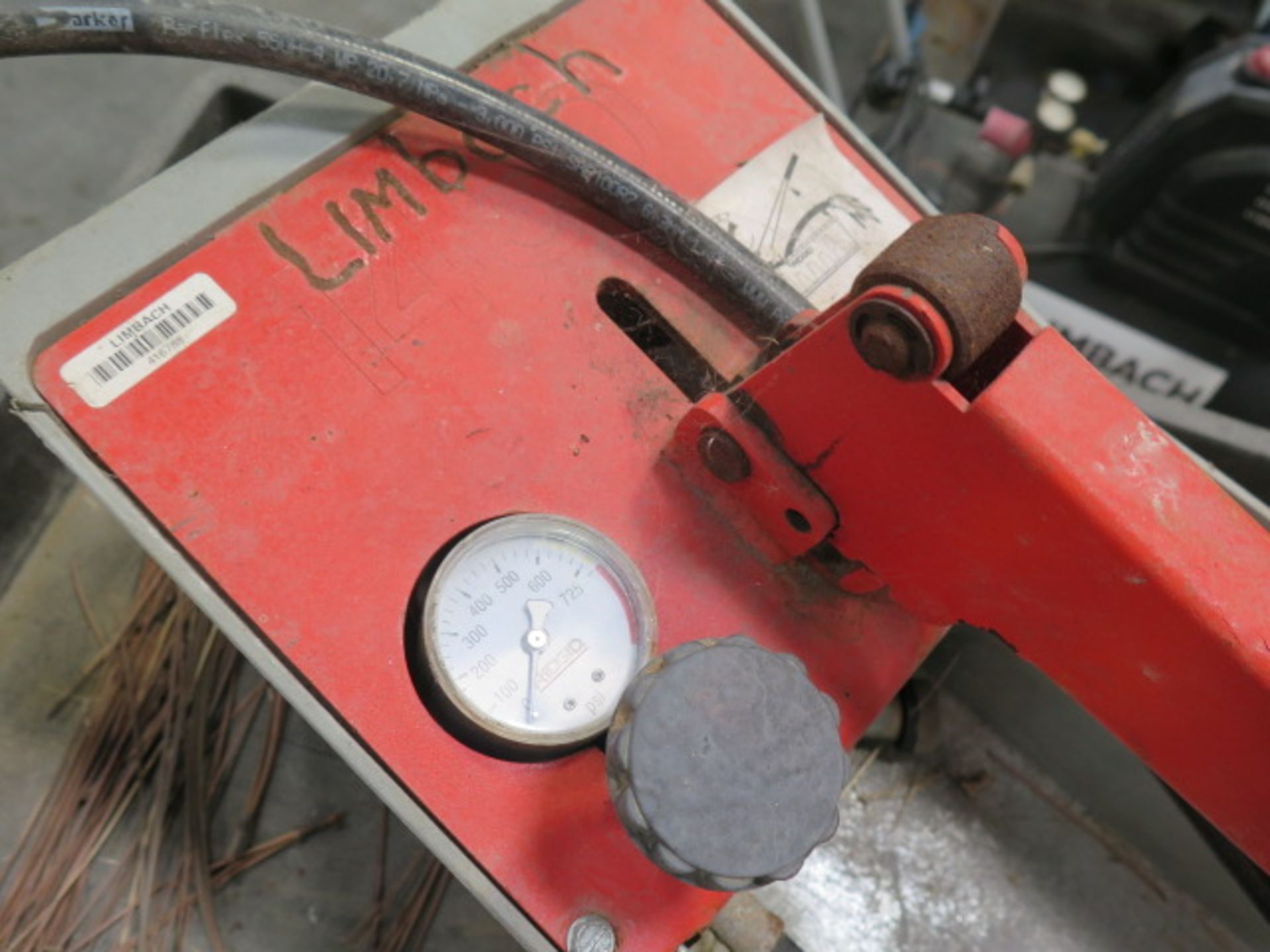 Ridgid 725 PSI Pressure Test Pumps (2) (SOLD AS-IS - NO WARRANTY) - Image 4 of 7