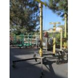 Roust-A-Bout Portable Extendable Material Lift (SOLD AS-IS - NO WARRANTY)