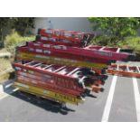 Ladders (SOLD AS-IS - NO WARRANTY)