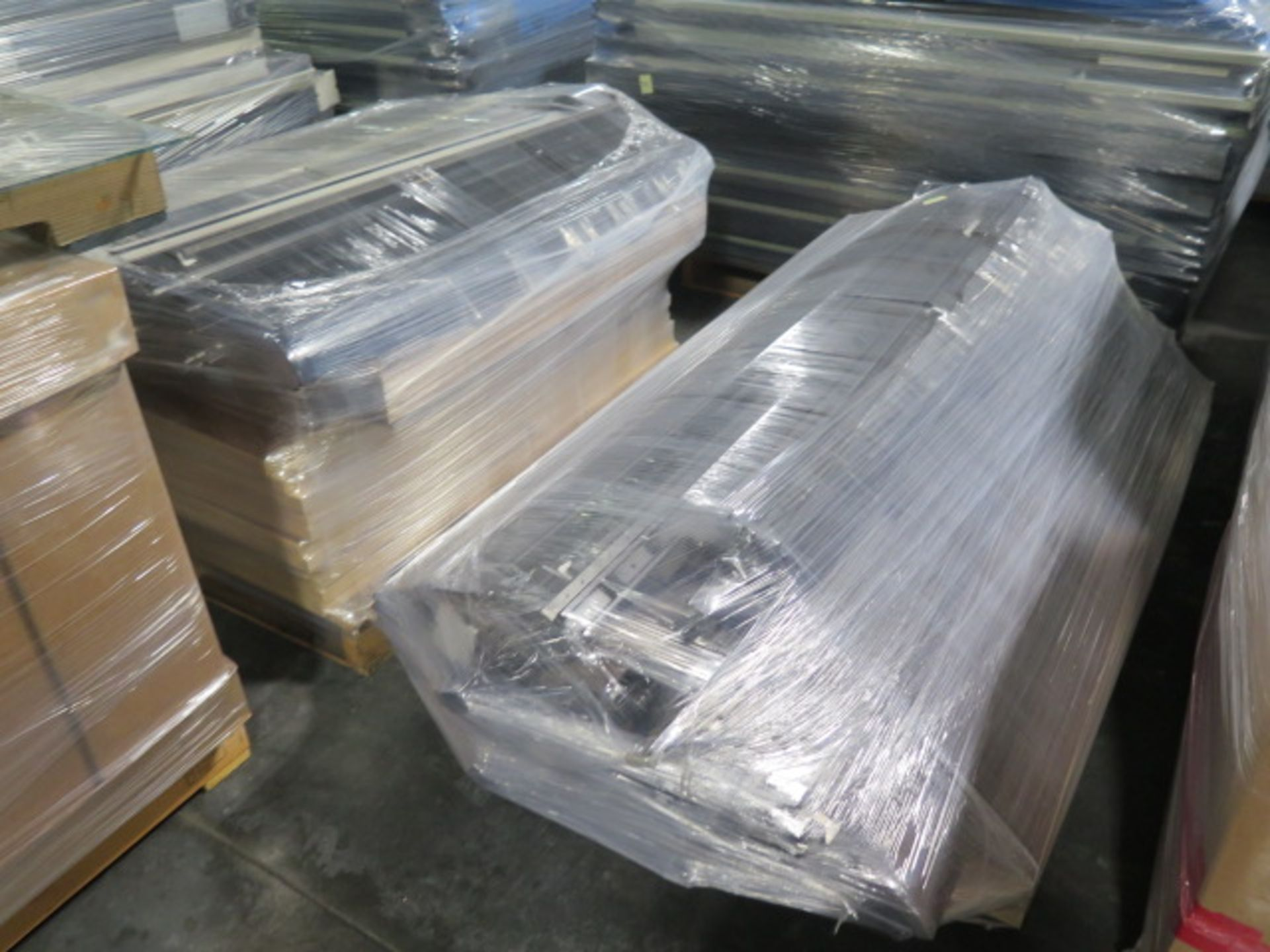 Large Quantity of Office Partitions, Desks, File Cabinets and Storage Cabinets (SOLD AS-IS - NO WARA - Image 16 of 24