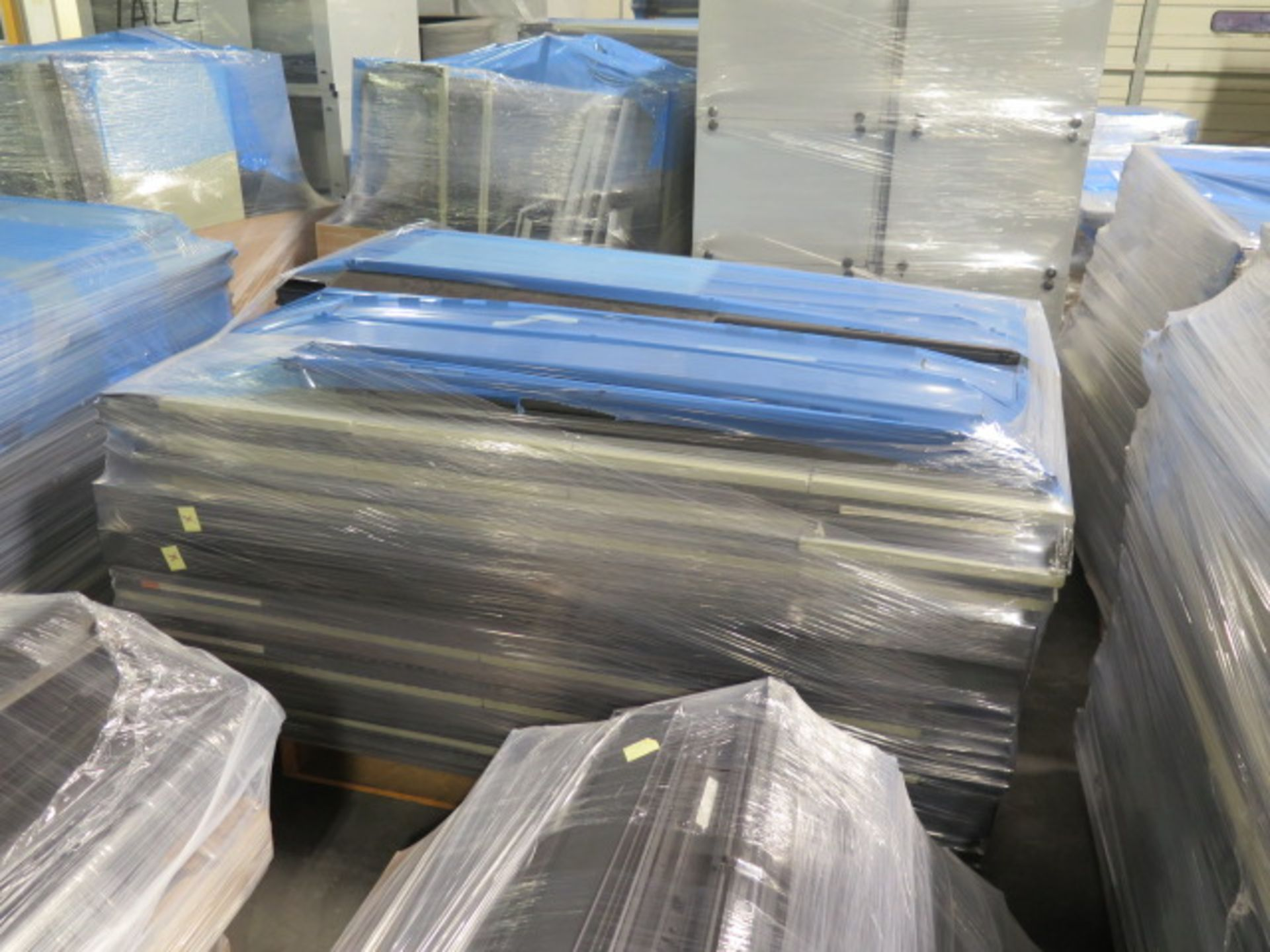 Large Quantity of Office Partitions, Desks, File Cabinets and Storage Cabinets (SOLD AS-IS - NO WARA - Image 18 of 24