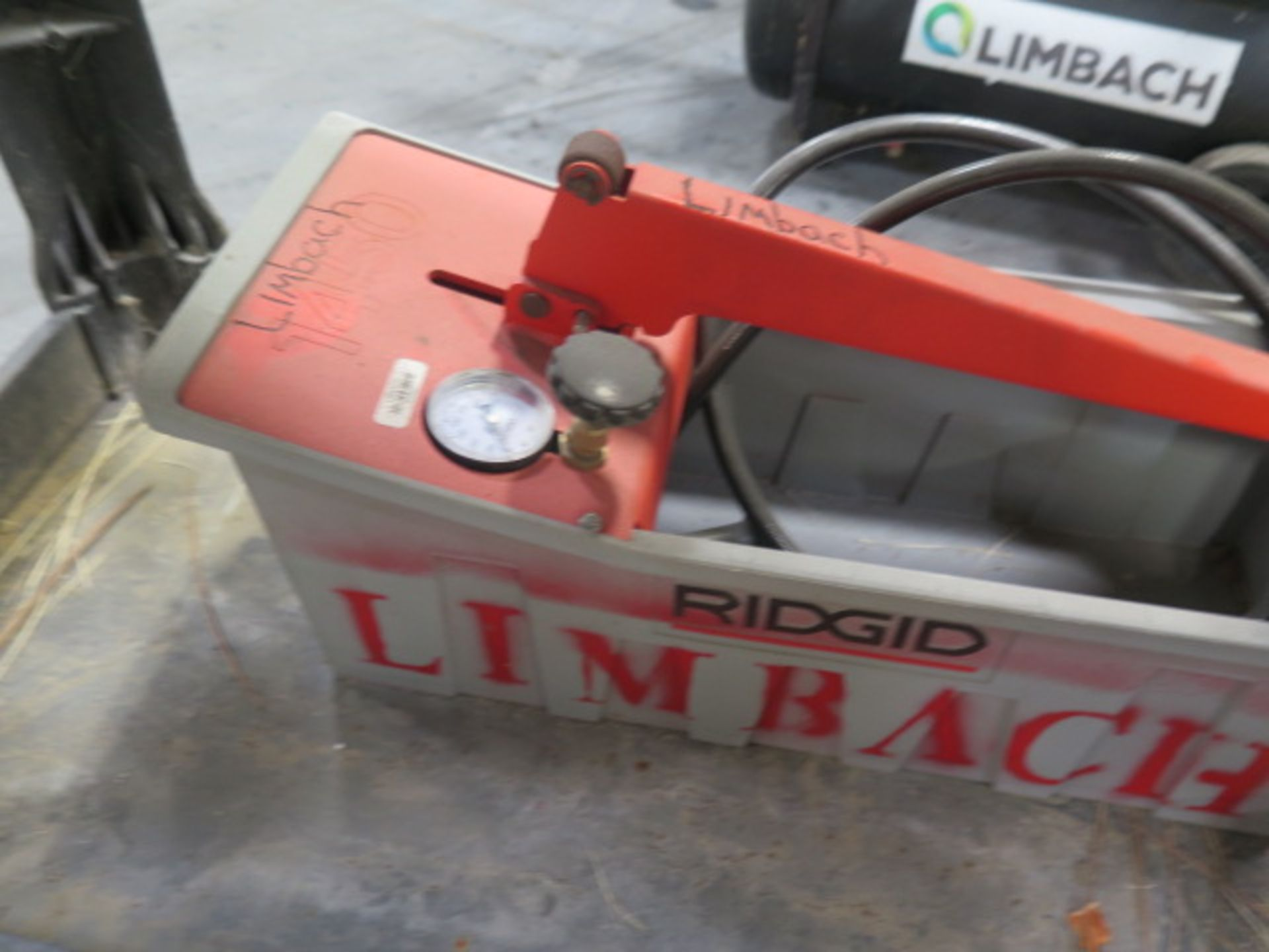 Ridgid 725 PSI Pressure Test Pumps (2) (SOLD AS-IS - NO WARRANTY) - Image 7 of 7