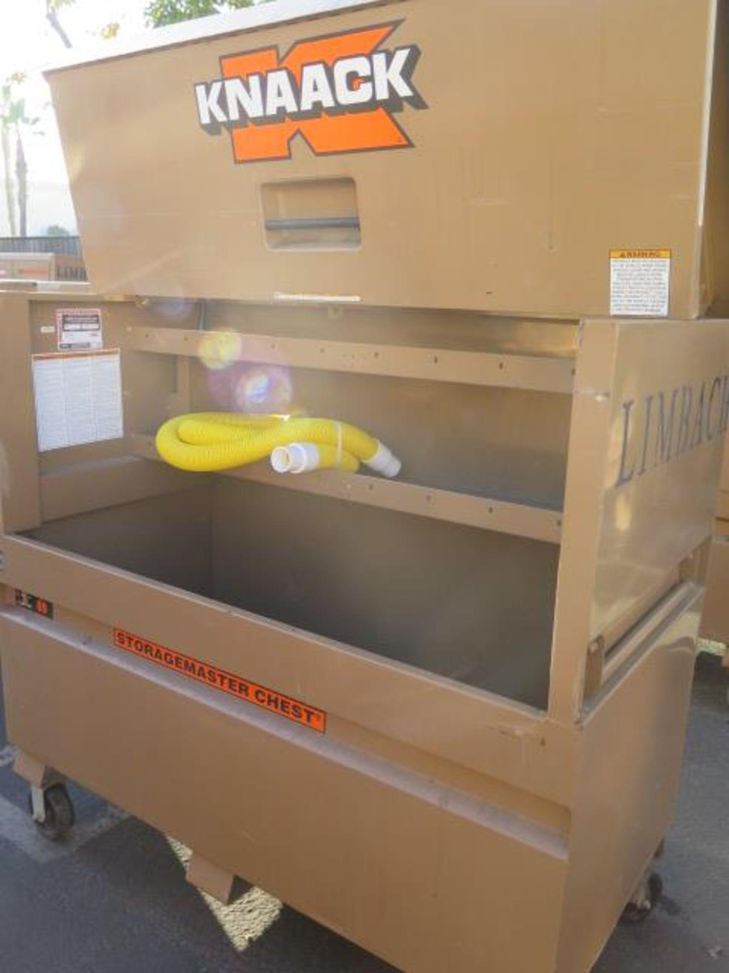 Knaack mdl. 89 Storagemaster Rolling Job Box (SOLD AS-IS - NO WARRANTY) - Image 5 of 9