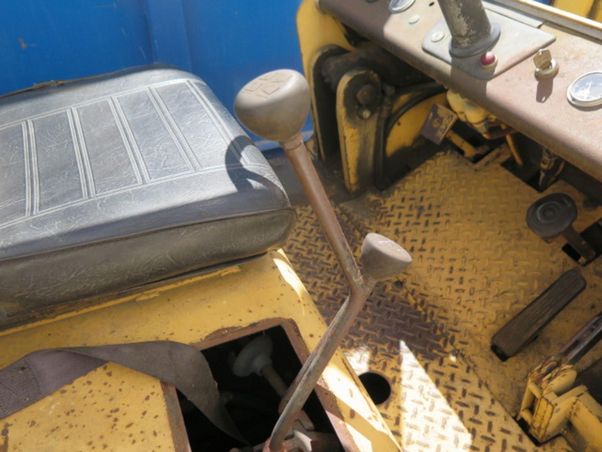 "Hyster S125A 12,500 Lb Cap LPG Forklift s/n A024DC4389A w/ 2-Stage Mast, 129"" Lift Height, 2-Speed T - Image 13 of 14"