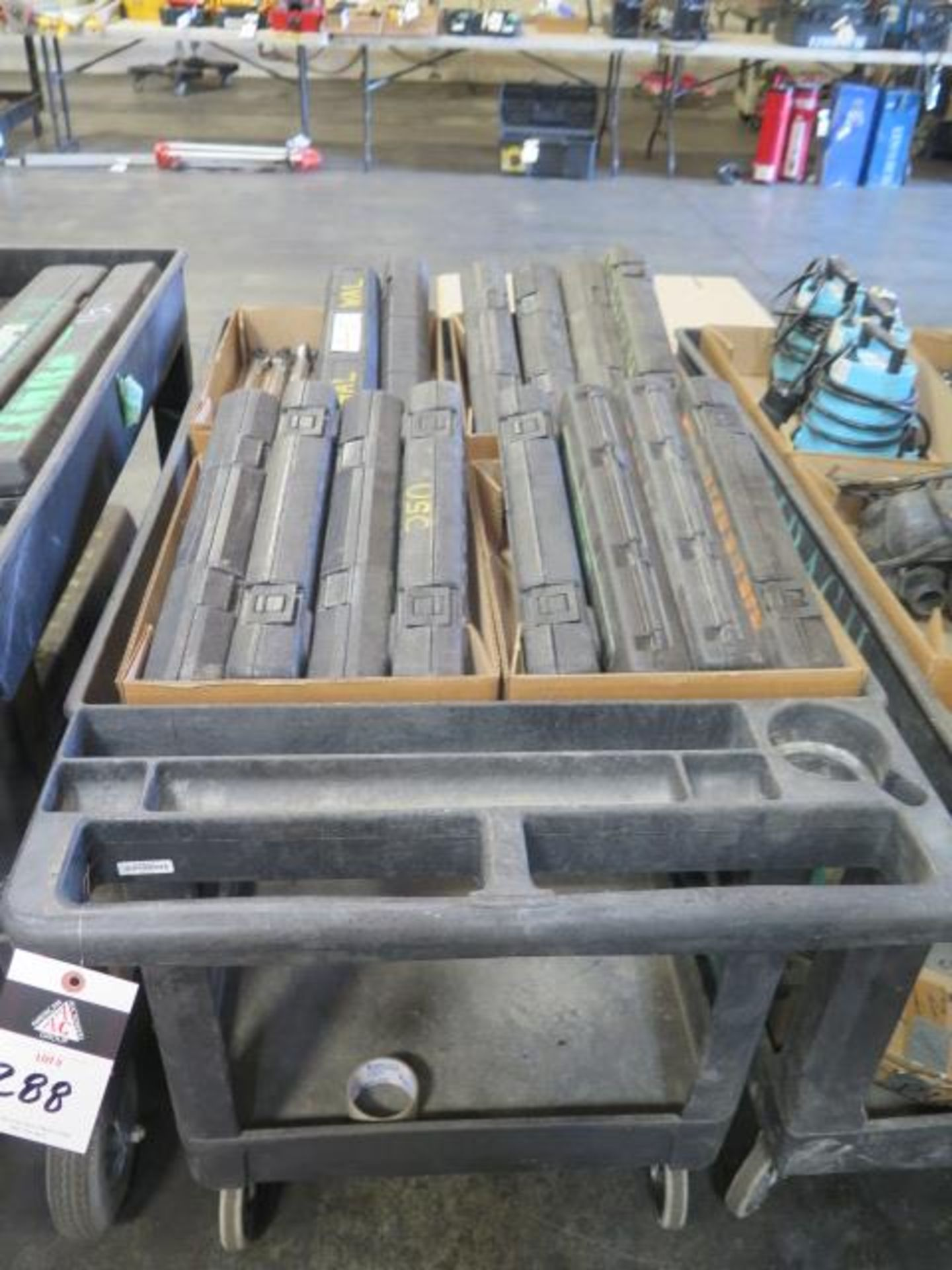 Torque Wrenches (18) (SOLD AS-IS - NO WARRANTY)