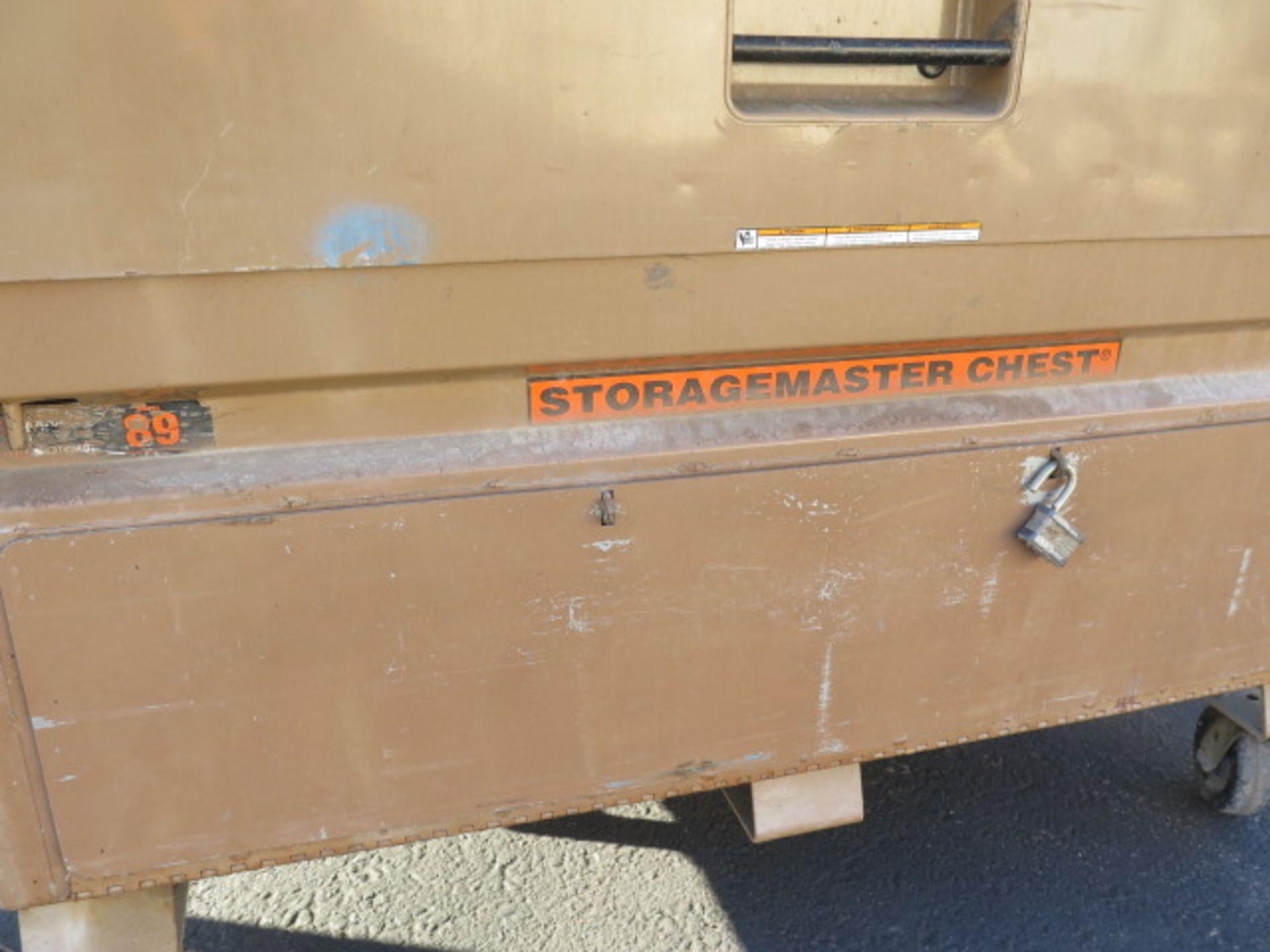 Knaack mdl. 89 Storagemaster Rolling Job Box (SOLD AS-IS - NO WARRANTY) - Image 3 of 12
