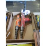 Hilti and Ramset Shot Tools (SOLD AS-IS - NO WARRANTY)