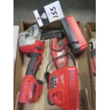 Milwaukee 12 Volt Copper Tubing Cutter and Plastic Pipe Shear (SOLD AS-IS - NO WARRANTY)