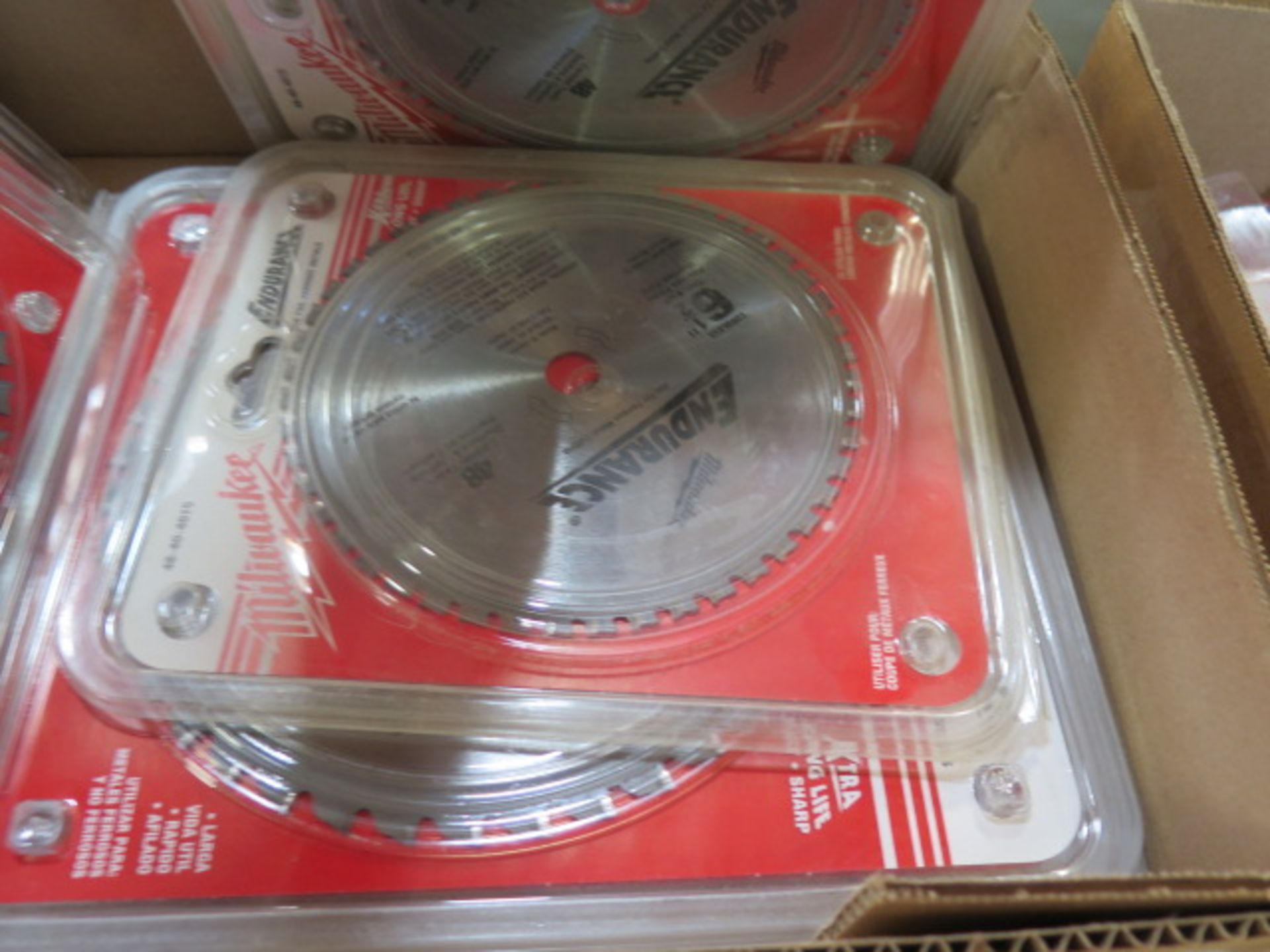 """5 3/8"""" to 8"""" Saw Blades (SOLD AS-IS - NO WARRANTY) - Image 9 of 10"""
