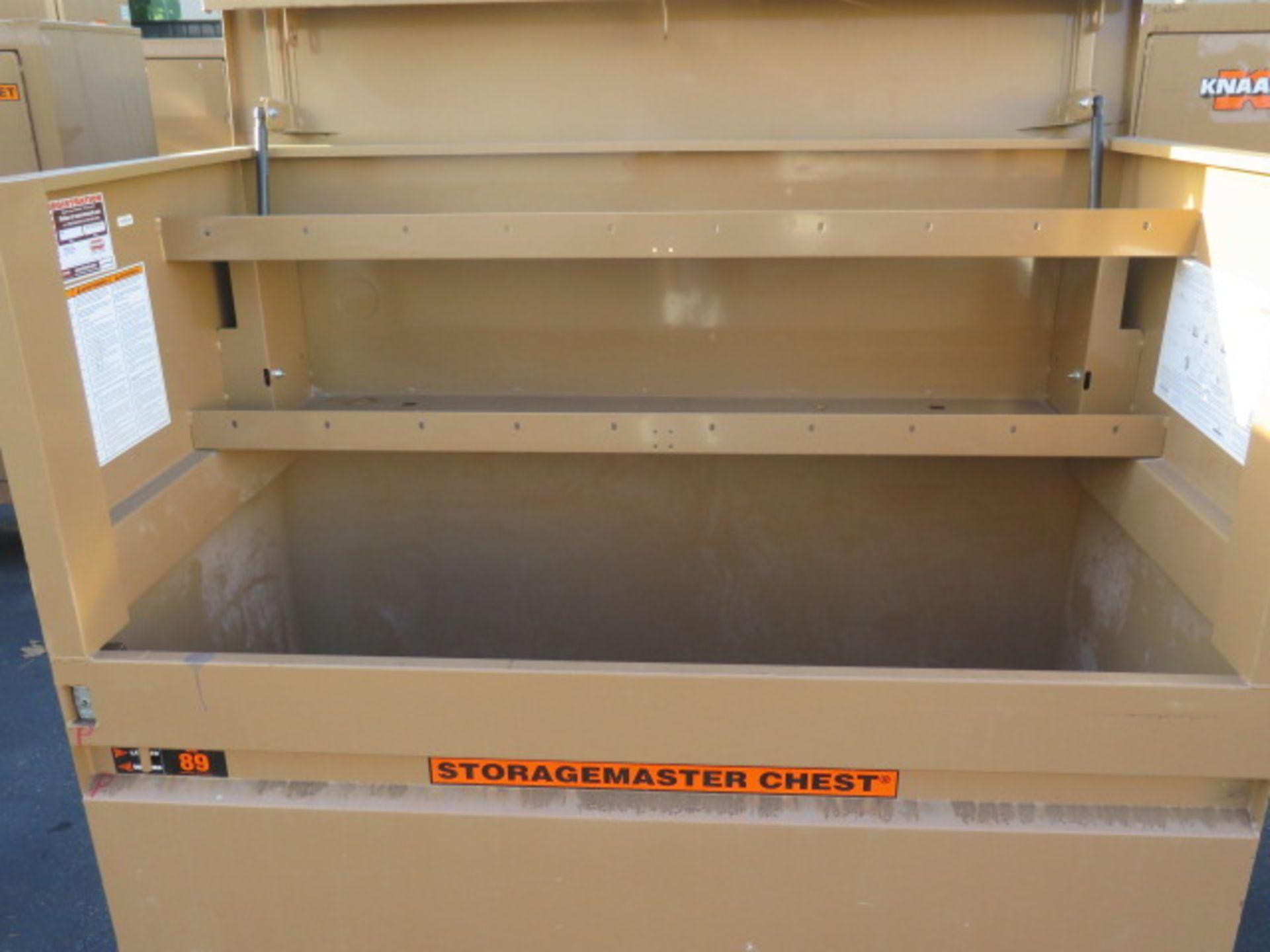 Knaack mdl. 89 Storagemaster Rolling Job Box (SOLD AS-IS - NO WARRANTY) - Image 6 of 11