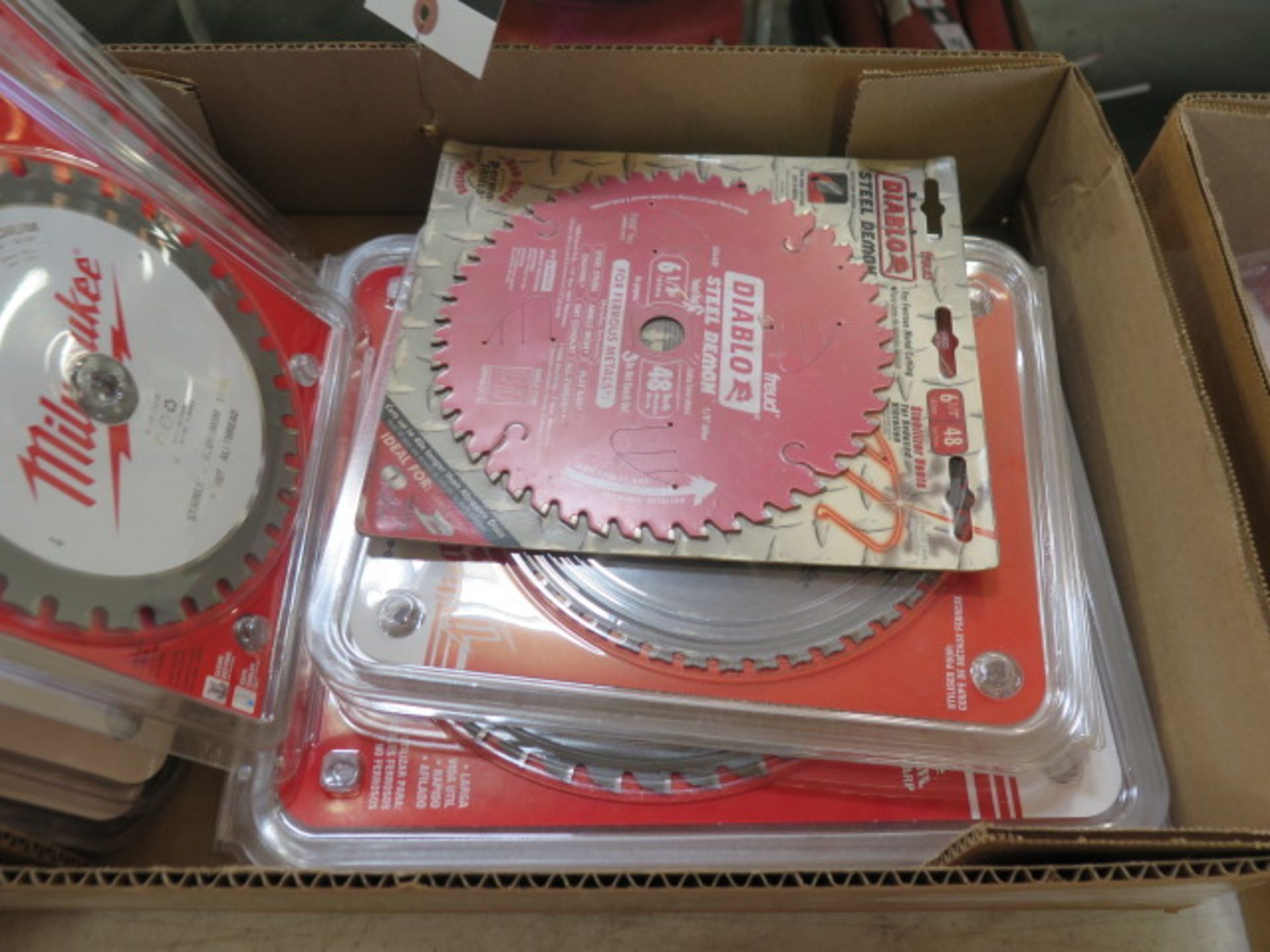 """5 3/8"""" to 8"""" Saw Blades (SOLD AS-IS - NO WARRANTY) - Image 8 of 10"""