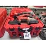 Milwaukee 18 Volt Compact Portable Band Saw Sets (2) (SOLD AS-IS - NO WARRANTY)